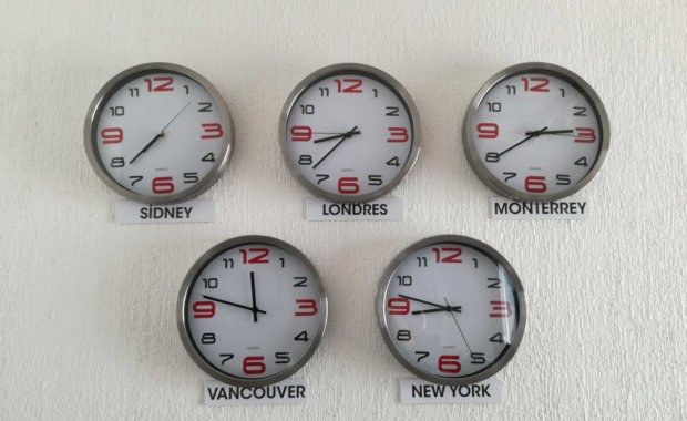 Appointments Timezone Conversion by the Customer