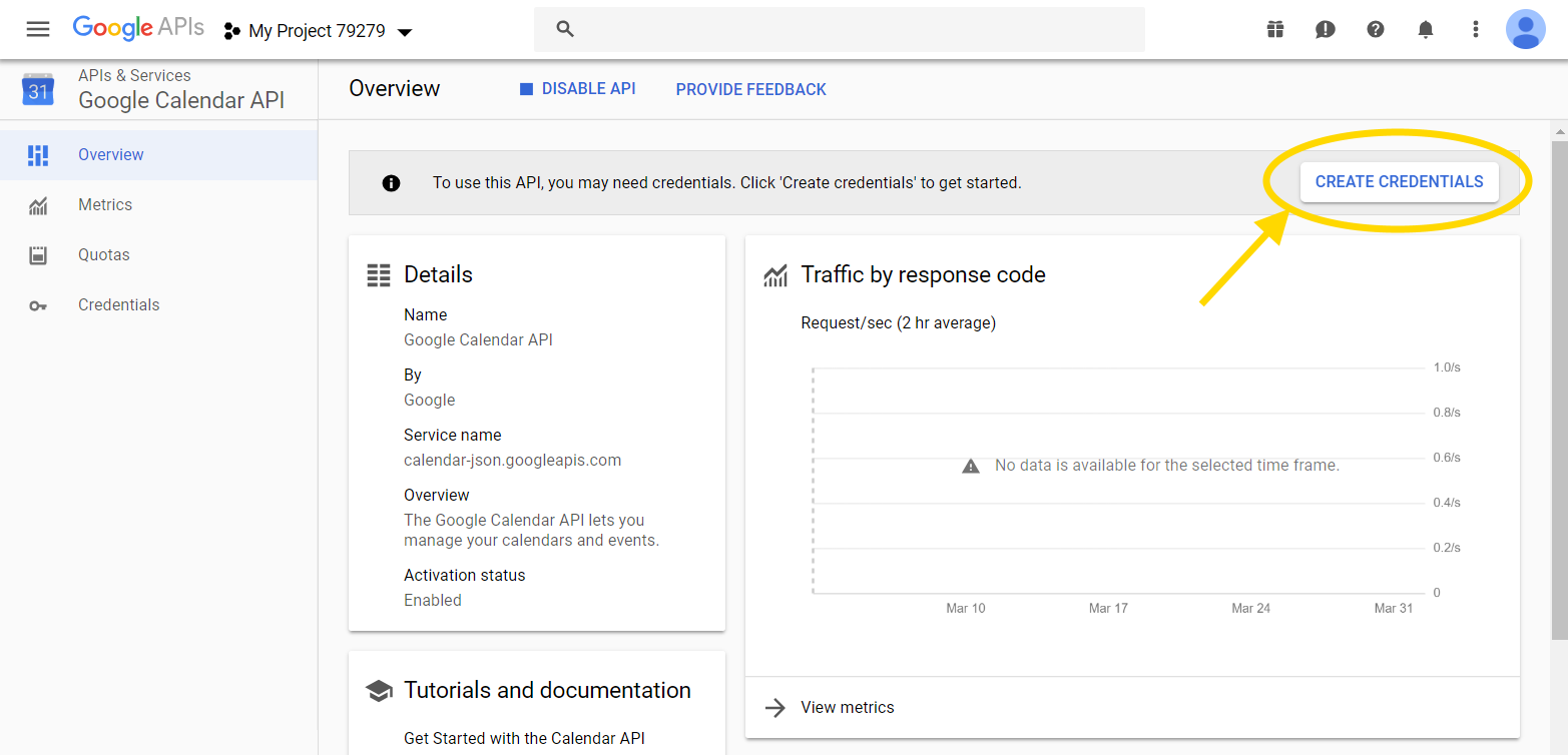 Google Calendar Integration – BookingWP™